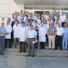 Tosya'da Sağlıkçılar 15 dakika İş Bıraktı