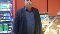 Karasapaca Köyü Muhtarı Osman Kibar Beştepe'de