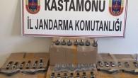 Tosya Jandarması Kaçak Kol Saati Yakaladı