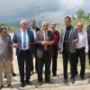KY Tekstil Fabrikası Hizmete Açıldı
