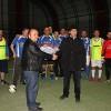Tosya'da Polis Haftası Maçında Yine Dostluk Kazandı