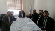 Taşder'den Başkan Şahin'e Ziyaret