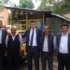 Nalbantoğlu Ziyaretlerine Taksici Esnafı ile Devam Etti