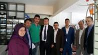 Zafer Nalbantoğlu Çalışmalarına Devam Ediyor