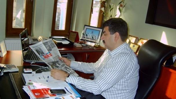 Civcioğlu, Tosya'yı özel davetli listesine koydu