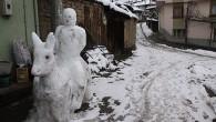 Kardan Eşek Yaparak Stres Attılar
