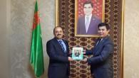Prof. Dr. Seyit Aydın Kırgızistan'da