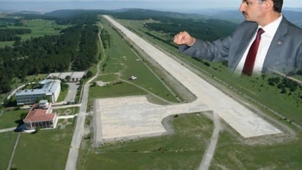 Kastamonu Havaalanı İçin Dhmi'nin İhalesi 30 Mayıs'ta