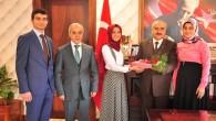 Başkan Şahin'e Anlamlı Ziyaret!