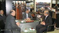 Vali Erdoğan Bektaş Barutçuoğlu Avm'yi ziyaret etti