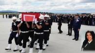 Şehit Polisi 8 bin Kişi Uğurladı