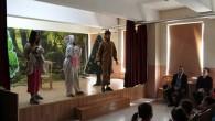 Miniklere Orman Sevgisi Tiyatroyla Anlatıldı