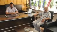 Milli Eğitim Müdürü Pullu'yu Ziyaret Etti