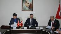 Yeni Yılın İlk OKAB Toplantısı Yapıldı