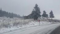 Yüksek Kesimlerde Kar Yağışı Başladı