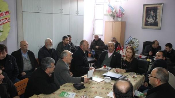 Ziraat Odası IPARD Bilgilendirme Semineri Düzenledi