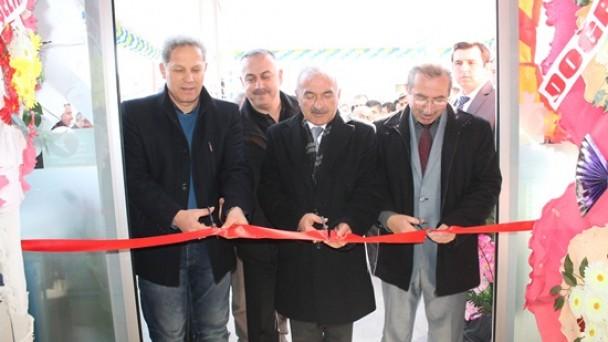 Opet Akaryakıt İstasyonu Dualarla Açıldı