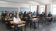 Tosya'da TEOG Sınavı Yapıldı