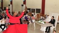 Tosya'da bir ilk, semazen gösterili düğün