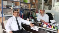 Ziraat Bankası Müdüründen Gazetemize Ziyaret