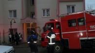 TOKİ'de Yangın Korkuttu