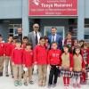 Mehmet Akif Ersoy İlkokulu Huzurevinde
