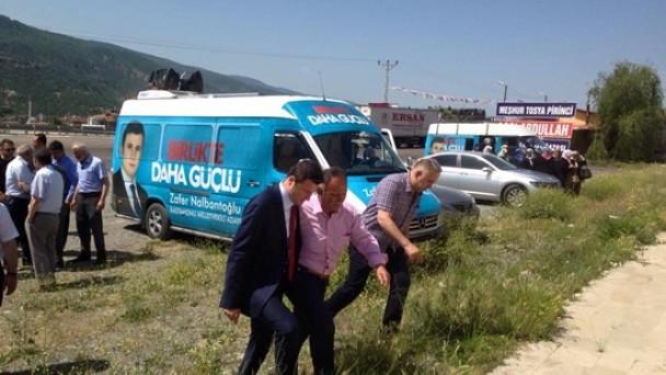 Nalbantoğlu Köyleri Karış Karış Gezdi