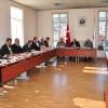 Meclis Toplantısını Gerçekleştirdi