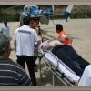 Yaralı Helikopterle Zonguldak'a Götürüldü