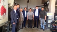 Seçim Çalışmalarına Kastamonu'da Devam Etti