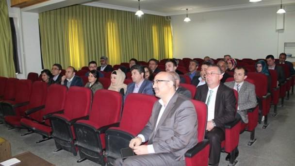 Eğitim Kurumu Yetiştiricileri Semineri Düzenlendi
