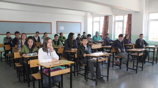 Öğrenciler TEOG Sınavında Ter Döktü