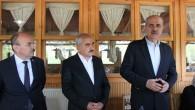 Başbakan Yardımcısı Numan Kurtulmuş Tosya'da