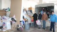 Tosya Halkından Yardım Kampanyasına Yoğun İlgi