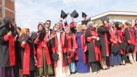 Tosya Meslek Yüksekokulu'nda Mezuniyet Coşkusu