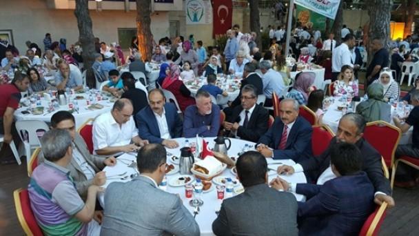 TODEF Tosyalıları İftarda Buluşturdu