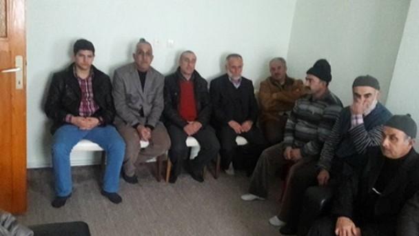 Mehmet Özge İçin Mevlit Okutuldu