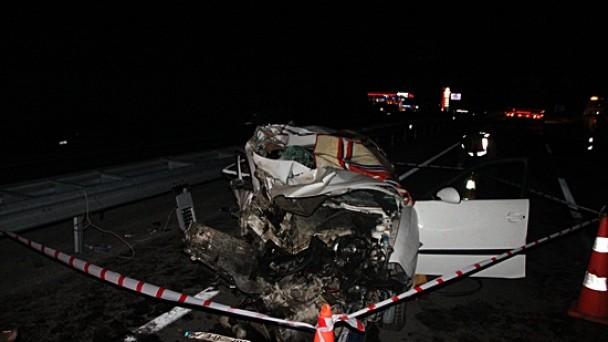 Tosya'da kaza, 2 ölü