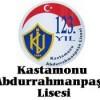 Kastamonu Abdurrahmanpaşa Lisesi