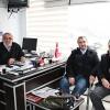 Deniz Feneri Derneğinden Gazetemize Ziyaret