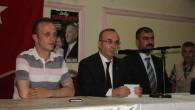 MHP'den İhsanoğlu İçin Salon Toplantısı