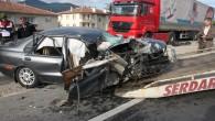 Tosya'da Kaza; 2 Ölü, 2 Yaralı