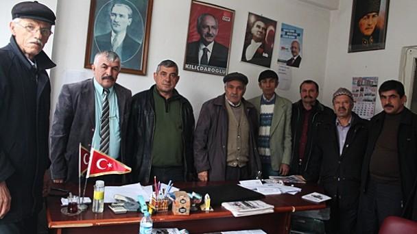 Tosya'dan milletvekili adayı çıkarmayı düşünüyoruz