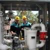 Gaz Dağıtım İstasyonlarının Bakımı Yapılıyor
