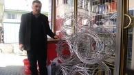 Küre'de Jilet Tel Satışları Tavan Yaptı