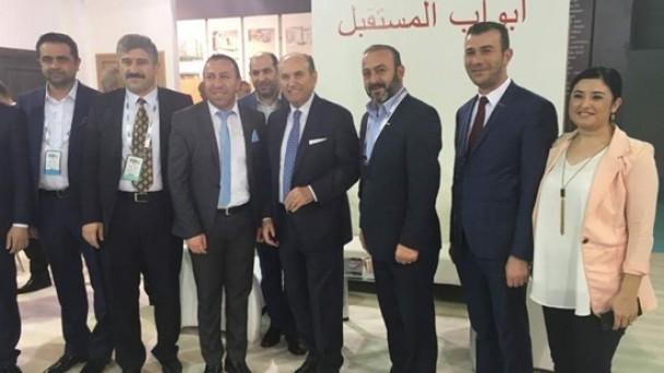 MÜSİAD EXPO Fuarı'na Tosya'dan Namsa Katıldı