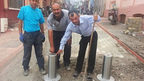 ÇARŞI PAZARA MANTAR BARİYER