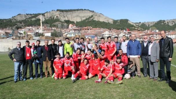 Zorlu Geçen Sezonda Şampiyon Tosyaspor