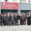 Tosya'nın yatırımları adım adım gezildi