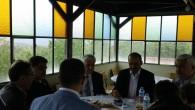 Hafta Sonu Rektör Aydın'ın Tosya Ziyareti